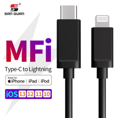 Picture of MFi Type C to lightning c94(TPE)